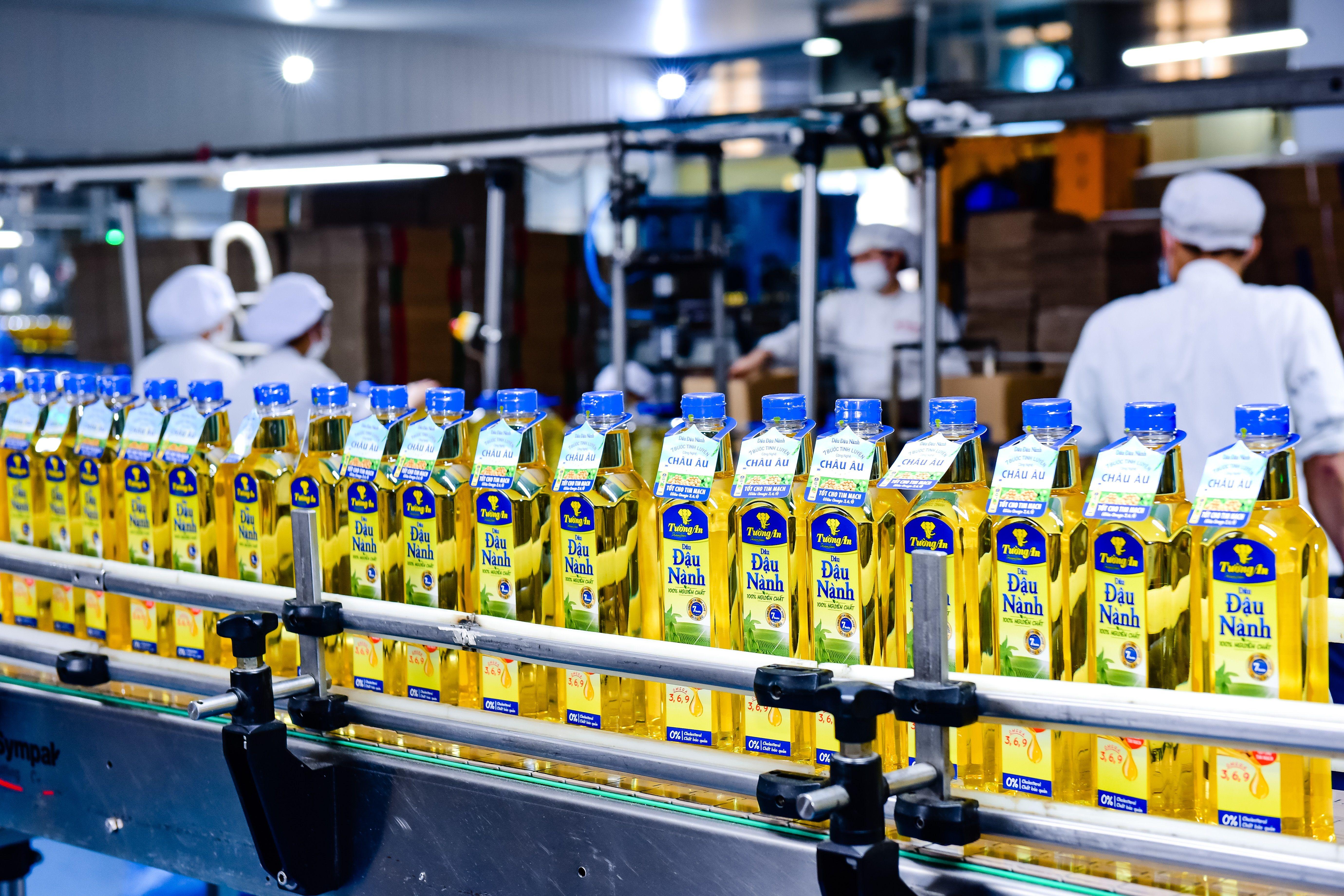 Tập đoàn KIDO quay lại thị trường bánh kẹo Tết