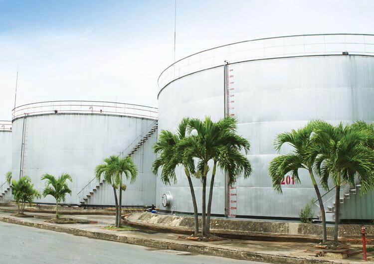 Cung cấp dầu nguyên liệu 2