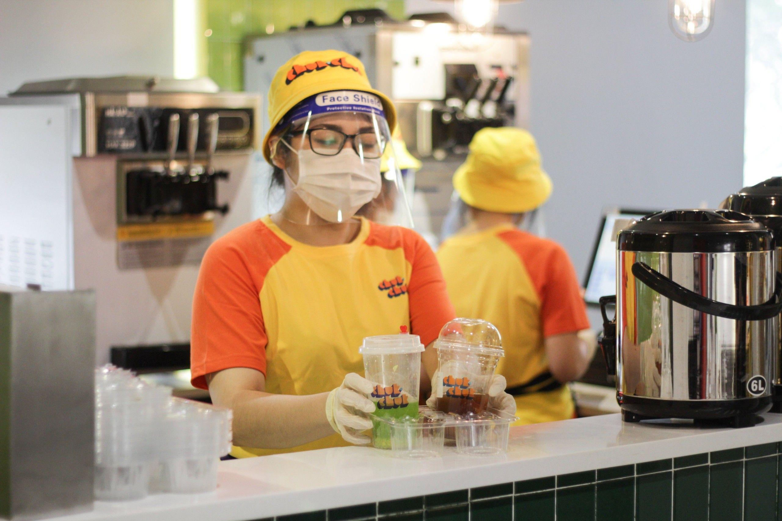 Chuỗi thương hiệu Chuk Chuk của KIDO chính thức phục vụ người tiêu dùng